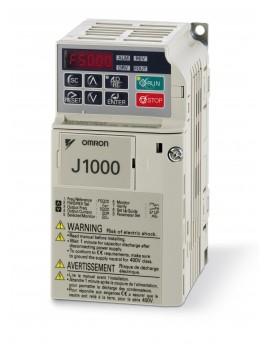 JZAB0P7BAA   Variador 220V monofasico 1.1kw 5A Control V/F  O-E