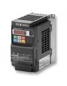 3G3MX2A4015ECHN   MX2 Trifásico, 380-480VAC, 1.5/2.2KW, 4.8/5.4A(HD/ND), vector  O-E