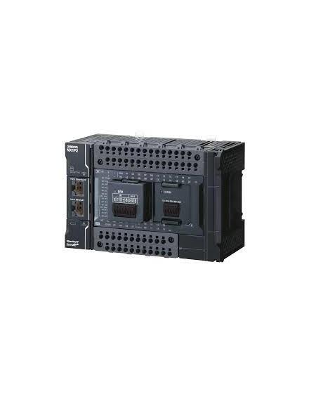 NX1P21040DT1   NX1P Machine Controller, 24/16 E/S Transistor (PNP), 2 ejes sincr