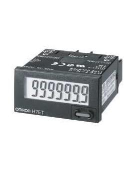H7ETNVOMS      Tiempo LCD Gris Ent. tension PNP/NPN 3999d  H7EC/R/T  COMC-E  EST