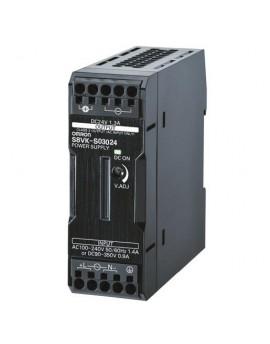 S8VKS24024   Fuente de alimentacion 240W/24V/10A carril DIN Push-in+  O-E
