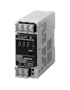 S8VS06024B.1   60W / 24V / 2,5A Carril DIN  O-E