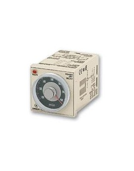 H3CRA8AC100240DC100125OMI   Multifuncion 8 pines DPDT  O-E