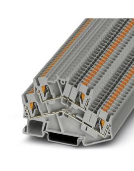 PT 2,5-PE/3L     Borne para motores, cuatro pisos, tipo de conexion:conexion pu