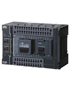 NX1P29024DT1   NX1P Machine Controller, 14/10 E/S Transistor (PNP), 4 ejes PTP