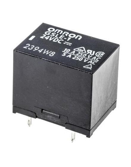 G5LE1VD24DC       SPDT       Componentes       Relés Circuito Impreso       Otros Relés C.Impreso       COMP-A       E       NO