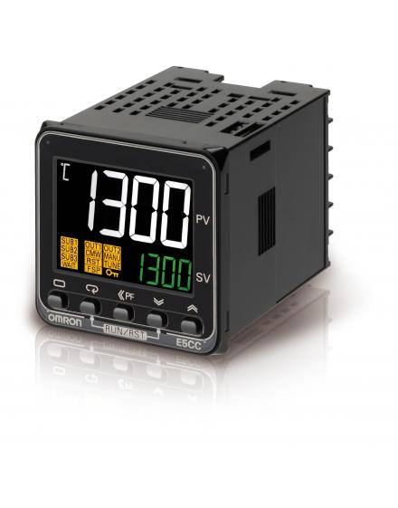 E5CCQX3A5M000    Ent Universal 3 Alarmas Sal SSR 100-240Vca 48x48  COMP-G  Tempe