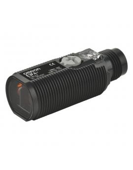 E3FADP21OMI   Plástico Reflex 100mm PNP Conector M12  O-E