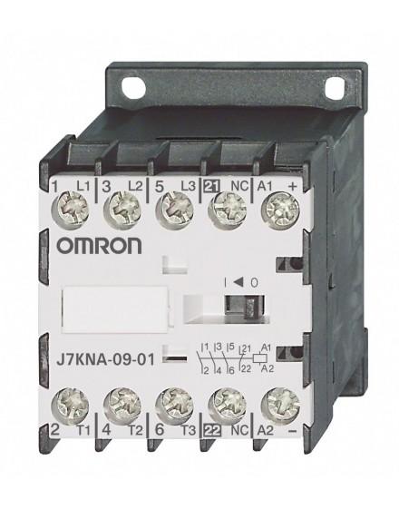 J7KNA0901W230      Aparellaje de Baja Tension   J7KN Contactores   Inversor 4KW / 9A / AC3 1NC    Componentes-A