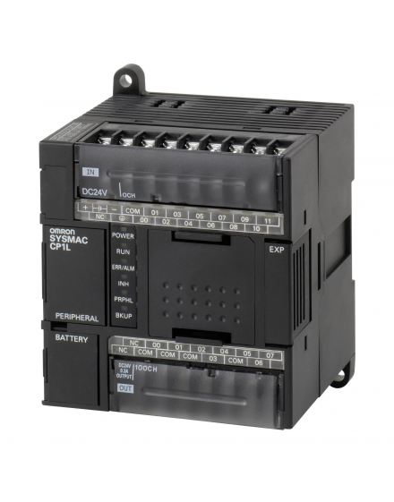 CP1ENA20DT1D   CPU 12/8 E/S DC Salidas PNP 2/1 E/S Analogicas  O-A