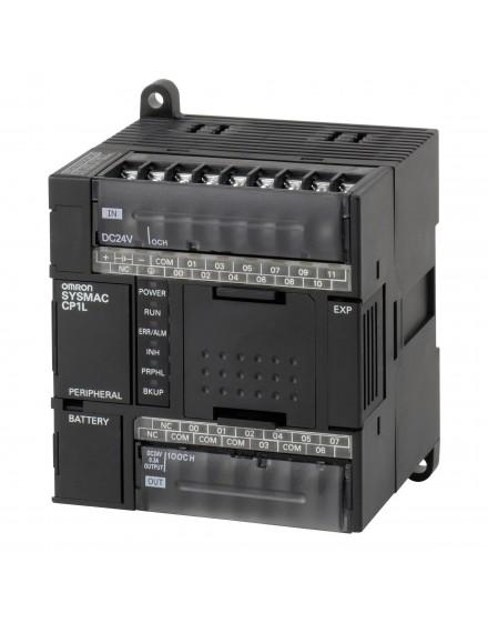 CP1LEL20DRD.1   CPU Ethernet - 12/8 E/S DC Salidas rel?  O-A