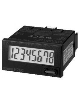 H7ECNFVBOMS       Contadores  Totalizador LCD Negro 20Hz Ent. multitension  H7EC/R/T  COMC-E