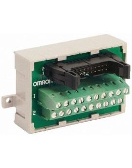 XW2B20G4   Bloque conector 20 puntos E/S M2.4  O-B